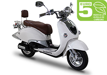 Scooter Luna 125i
